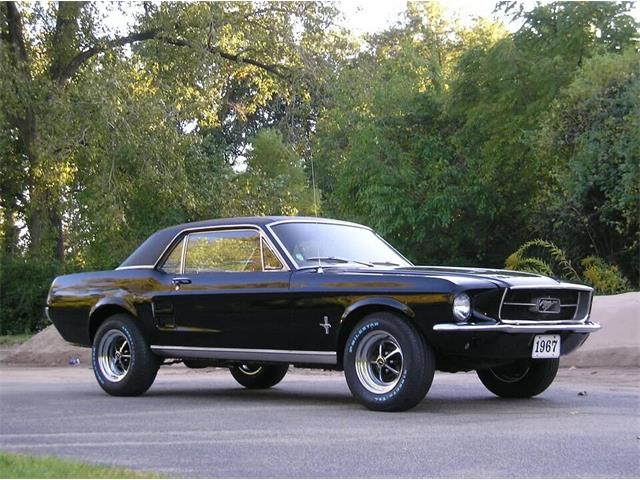 1967 Ford Mustang (CC-1530455) for sale in Geneva, Illinois