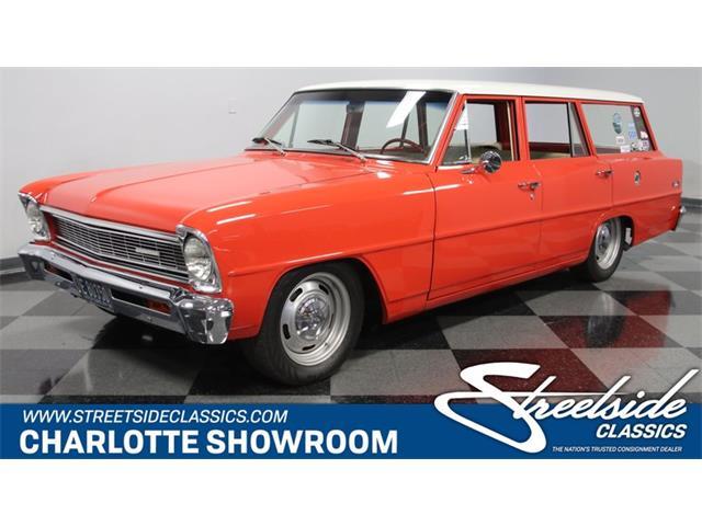 1966 Chevrolet Nova (CC-1530046) for sale in Concord, North Carolina
