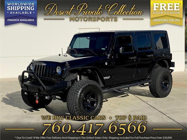 2011 Jeep Wrangler Rubicon (CC-1530465) for sale in Palm Desert , California