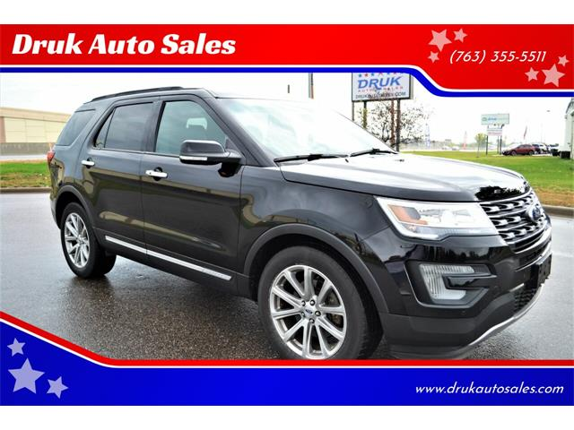 2017 Ford Explorer (CC-1530469) for sale in Ramsey, Minnesota