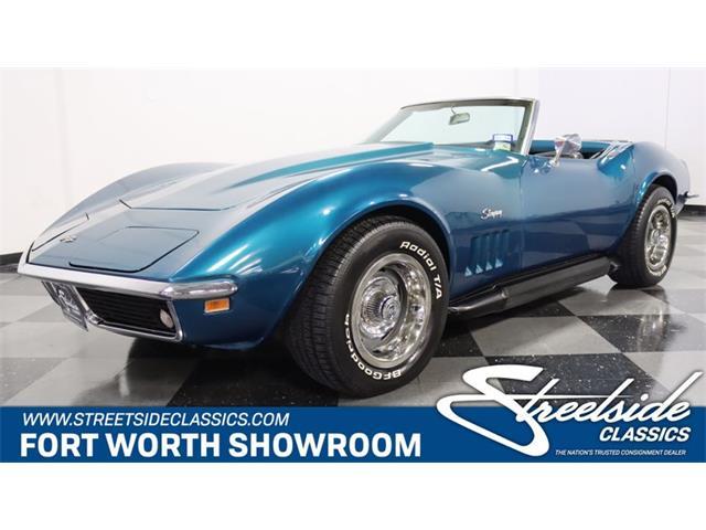 1969 Chevrolet Corvette (CC-1530047) for sale in Ft Worth, Texas