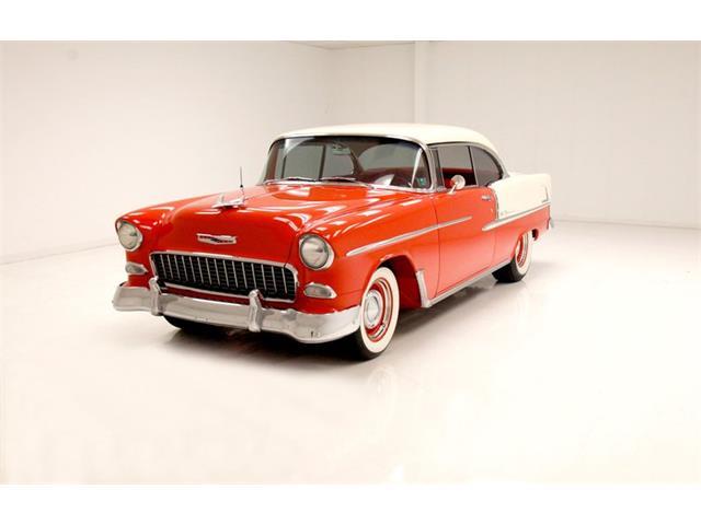 1955 Chevrolet Bel Air (CC-1530048) for sale in Morgantown, Pennsylvania