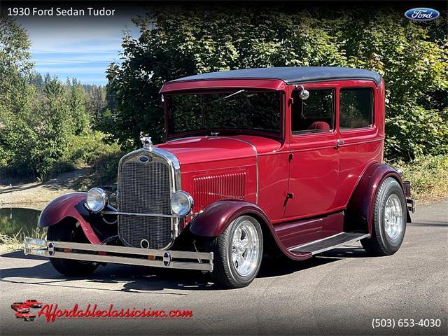 1930 Ford Sedan (CC-1530481) for sale in Gladstone, Oregon