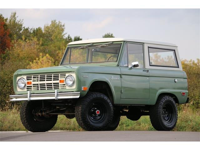 1969 Ford Bronco (CC-1530488) for sale in Stratford, Wisconsin