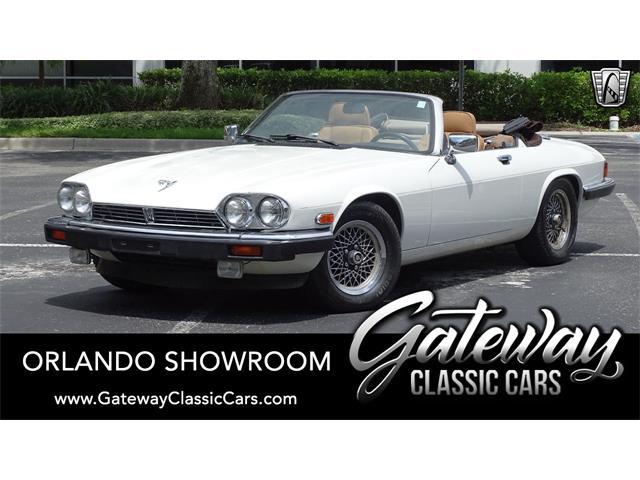 1989 Jaguar XJS (CC-1530494) for sale in O'Fallon, Illinois