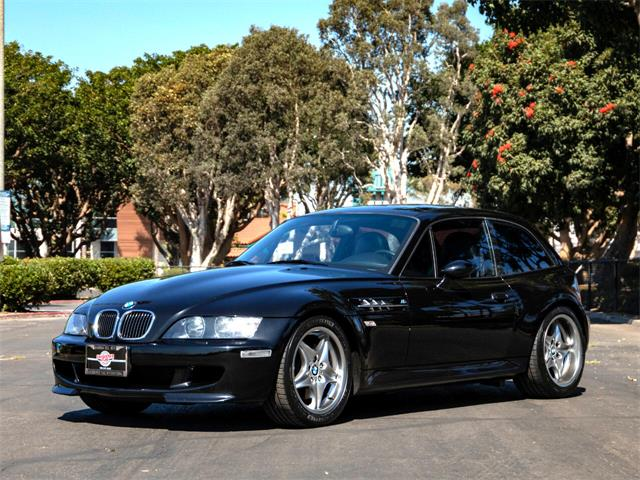 2001 BMW M Coupe (CC-1530497) for sale in Marina Del Rey, California