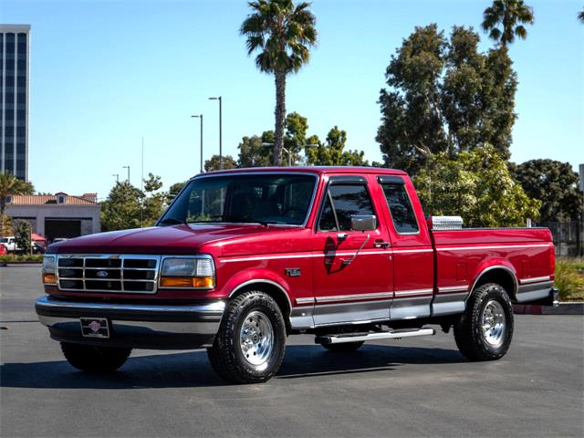 1994 Ford F150 (CC-1530498) for sale in Marina Del Rey, California