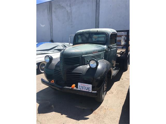 1947 Dodge WD21 (CC-1530005) for sale in Petaluma, California