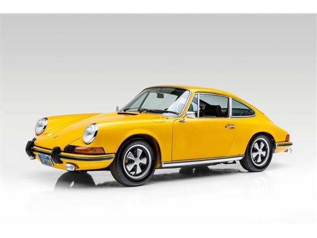 1973 Porsche 911T (CC-1530503) for sale in Costa Mesa, California