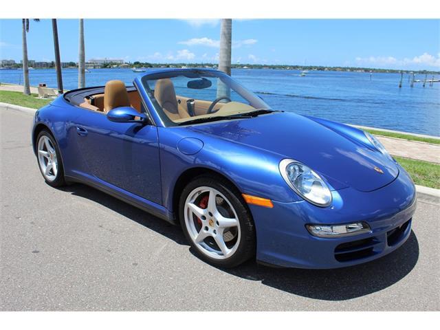 2007 Porsche 911 Carrera (CC-1530507) for sale in Palmetto, Florida
