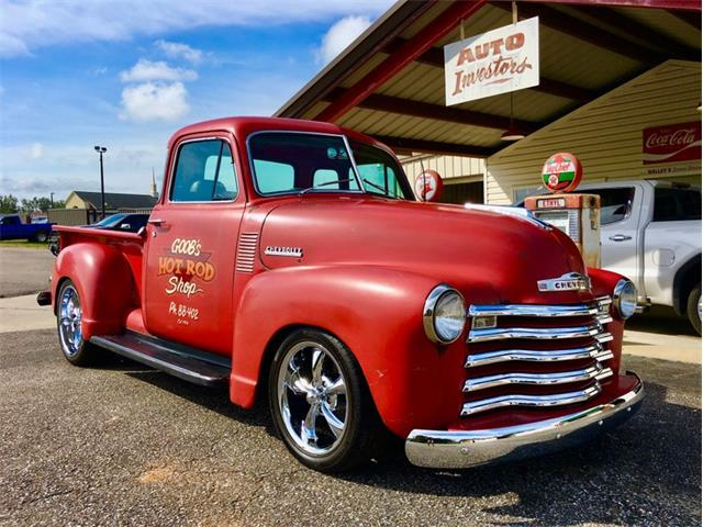1951 Chevrolet 3100 (CC-1530508) for sale in Dothan, Alabama
