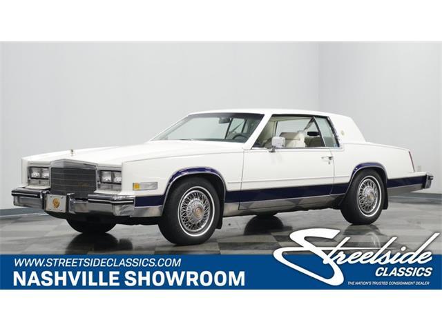 1985 Cadillac Eldorado (CC-1530051) for sale in Lavergne, Tennessee