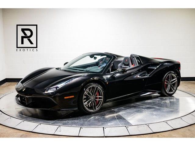 2018 Ferrari 488 Spider (CC-1530519) for sale in St. Louis, Missouri
