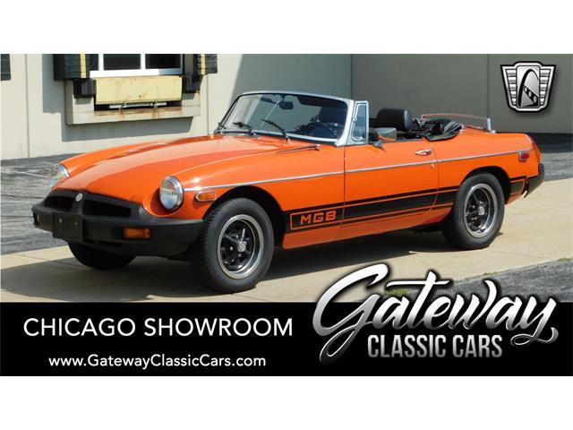 1980 MG MGB (CC-1530052) for sale in O'Fallon, Illinois