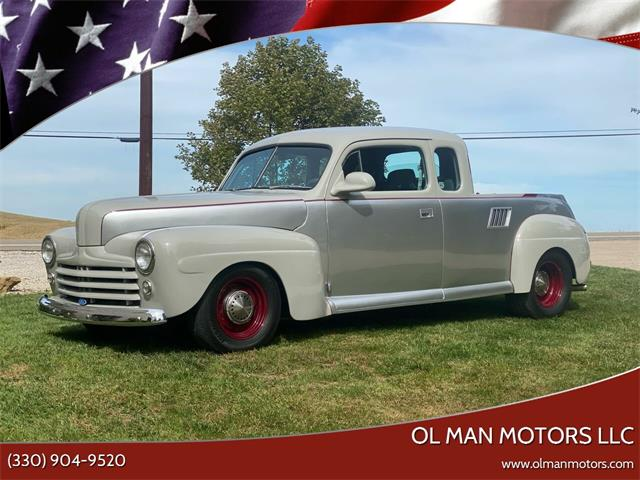 1948 Ford 2-Dr Sedan (CC-1530525) for sale in Louisville, Ohio
