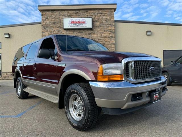 2001 Ford Excursion (CC-1530533) for sale in Bismarck, North Dakota