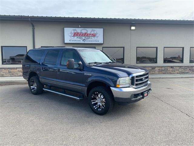 2004 Ford Excursion (CC-1530535) for sale in Bismarck, North Dakota