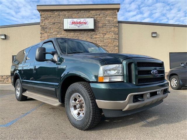 2003 Ford Excursion (CC-1530537) for sale in Bismarck, North Dakota