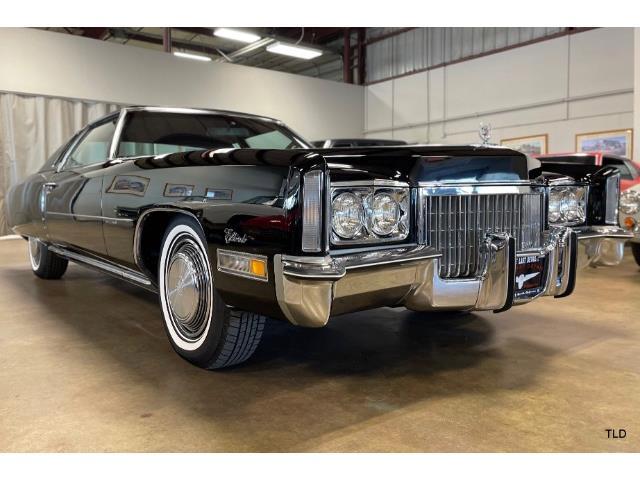 1972 Cadillac Eldorado (CC-1530547) for sale in Chicago, Illinois