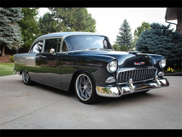 1955 Chevrolet 210 (CC-1530551) for sale in Greeley, Colorado