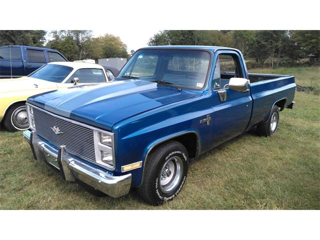1986 Chevrolet C/K 10 (CC-1530555) for sale in Troutman, North Carolina