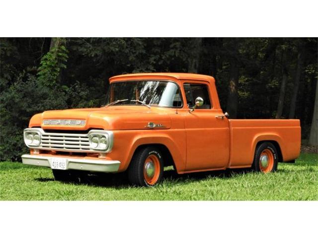 1959 Ford F100 (CC-1530562) for sale in Cadillac, Michigan