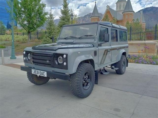 1991 Land Rover Defender (CC-1530565) for sale in Cadillac, Michigan