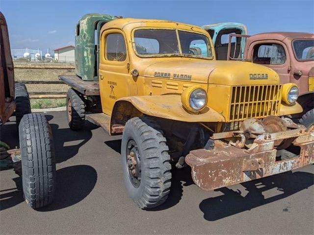 1947 Dodge Power Wagon (CC-1530566) for sale in Cadillac, Michigan