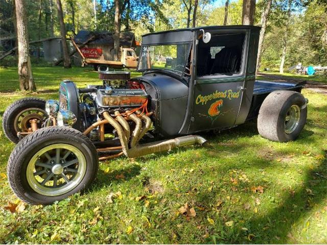 1929 Ford Model A (CC-1530568) for sale in Cadillac, Michigan