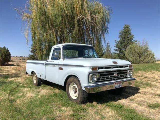 1966 Ford F250 (CC-1530574) for sale in Cadillac, Michigan