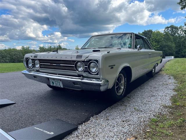 1967 Plymouth GTX (CC-1530575) for sale in Northfield , New Hampshire