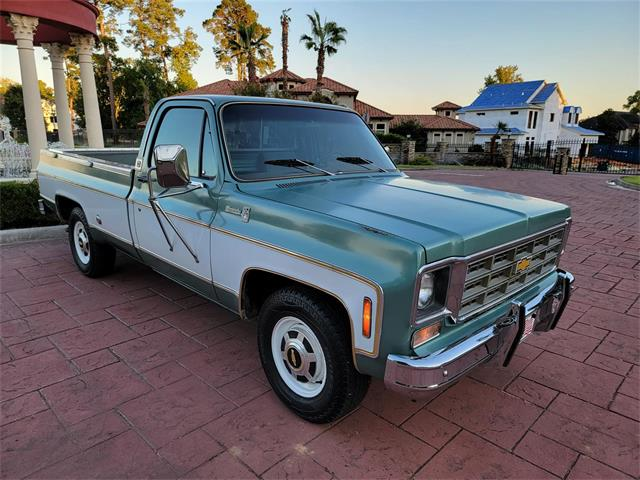 1977 Chevrolet C20 (CC-1530577) for sale in CONROE, TX:Texas