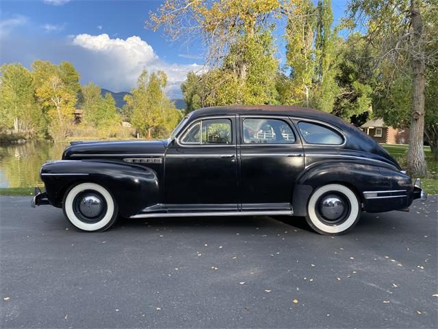 1941 Buick 4-Door Hardtop (CC-1530581) for sale in Salida, Colorado