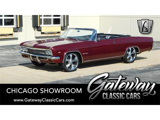 1966 Chevrolet Impala (CC-1530061) for sale in O'Fallon, Illinois
