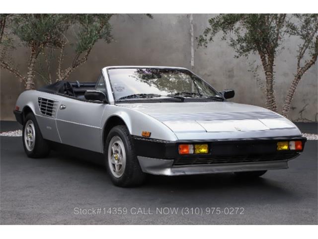 1985 Ferrari Mondial (CC-1530618) for sale in Beverly Hills, California