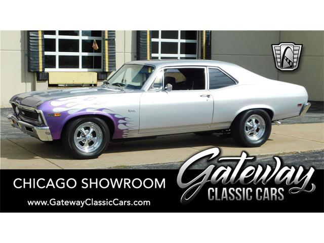 1969 Chevrolet Nova (CC-1530620) for sale in O'Fallon, Illinois