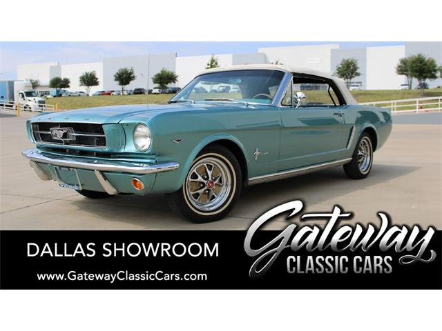 1965 Ford Mustang (CC-1530631) for sale in O'Fallon, Illinois