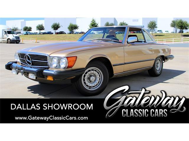 1984 Mercedes-Benz 380SL (CC-1530632) for sale in O'Fallon, Illinois