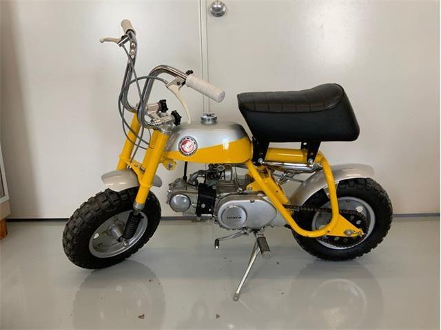 1968 Honda Motorcycle (CC-1530634) for sale in Fredericksburg, Texas