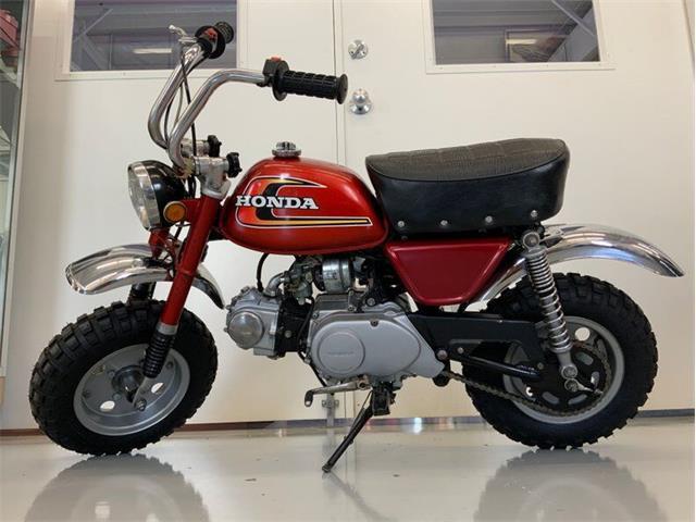 1975 Honda Motorcycle (CC-1530637) for sale in Fredericksburg, Texas