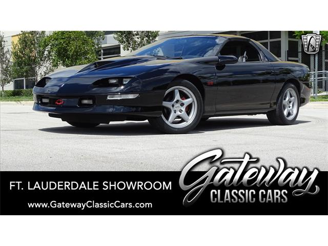 1997 Chevrolet Camaro (CC-1530643) for sale in O'Fallon, Illinois