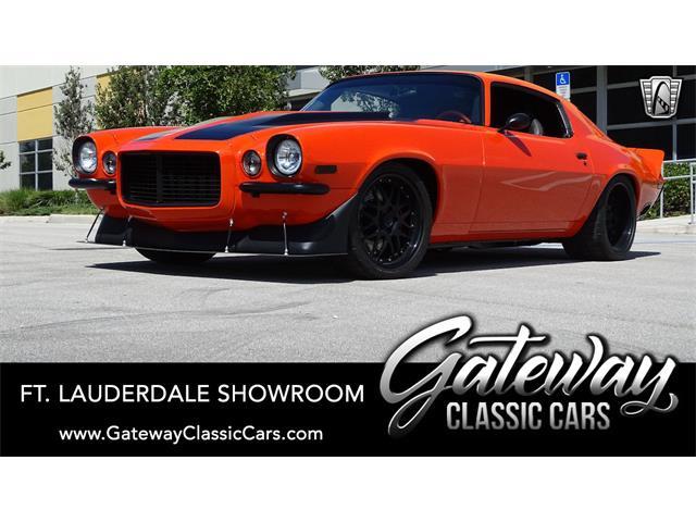 1971 Chevrolet Camaro (CC-1530645) for sale in O'Fallon, Illinois