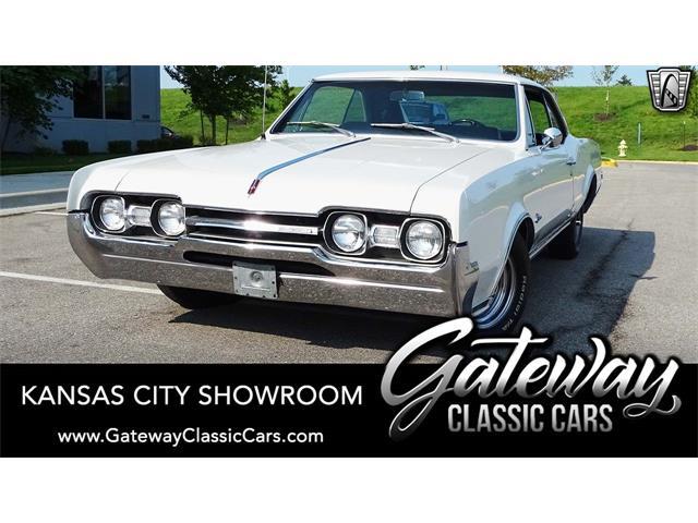 1967 Oldsmobile Cutlass (CC-1530654) for sale in O'Fallon, Illinois