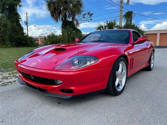 1996 Ferrari 550 Maranello (CC-1530656) for sale in Pompano Beach, Florida