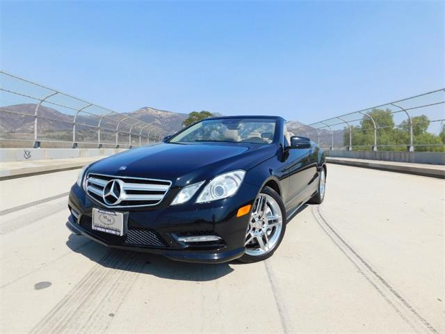 2013 Mercedes-Benz E-Class (CC-1530660) for sale in Santa Barbara, California