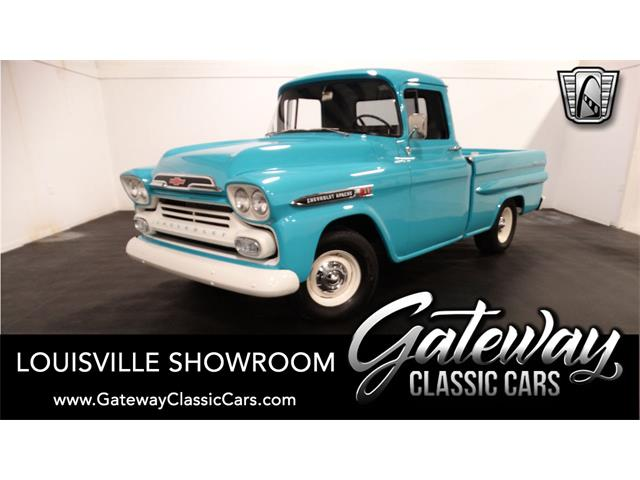 1959 Chevrolet Apache (CC-1530663) for sale in O'Fallon, Illinois