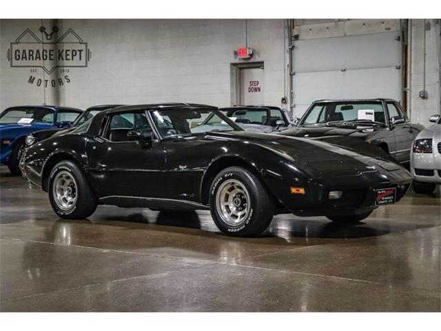 1979 Chevrolet Corvette (CC-1530067) for sale in Grand Rapids, Michigan
