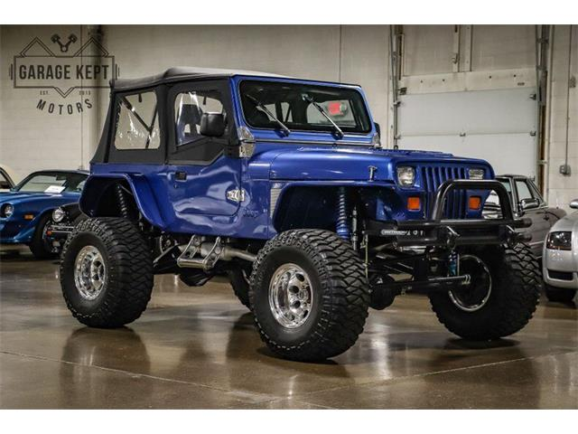 1995 Jeep Wrangler (CC-1530068) for sale in Grand Rapids, Michigan