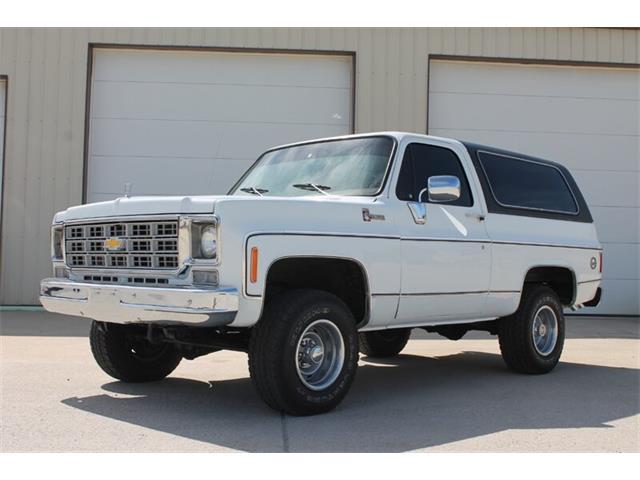 1978 Chevrolet Blazer (CC-1530684) for sale in Fort Wayne, Indiana