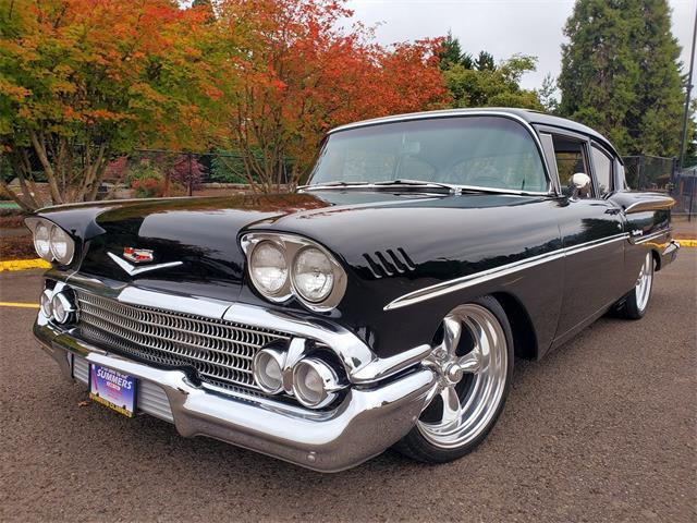 1958 Chevrolet Delray (CC-1530686) for sale in Eugene, Oregon